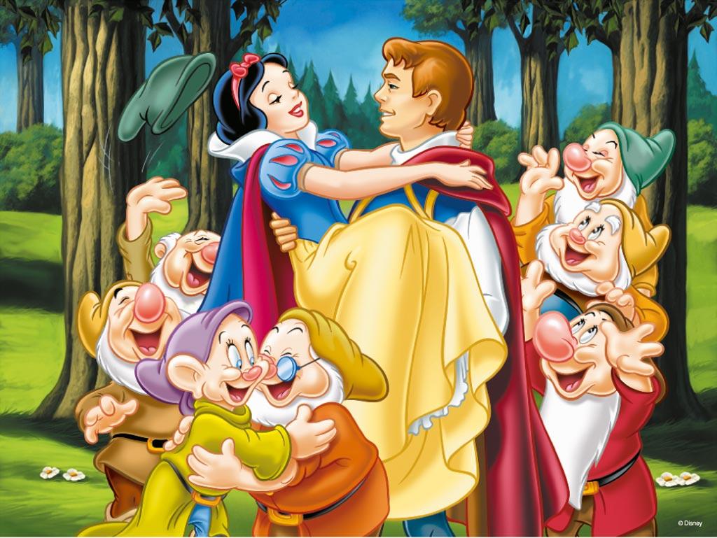 Cuento Blancanieves Y Los Siete Enanitos Para Niños